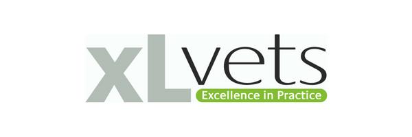 XL Vets logo
