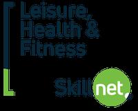 Leisure, health and fitness skillnet logo