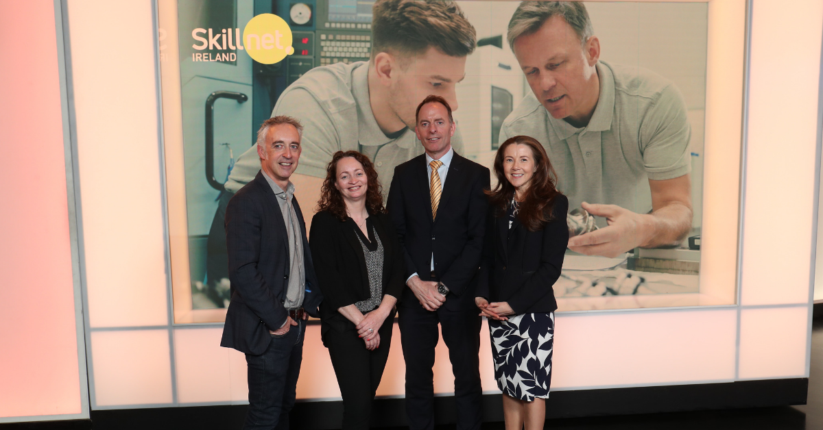 Six New Skillnets Launch as Demand for Upskilling Grows