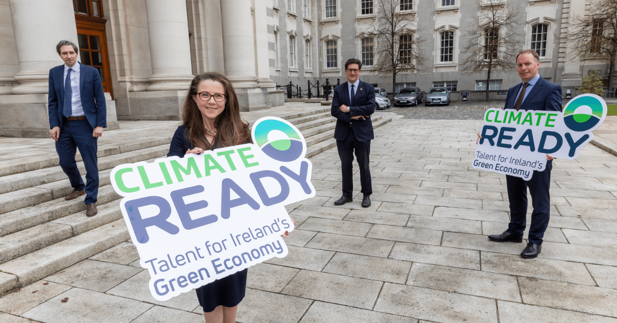 climate ready launch event